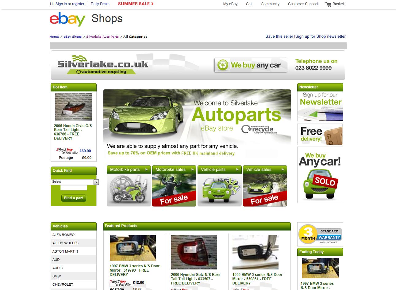 Kollache  eBay Shops